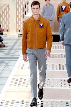 Louis Vuitton Menswear - Primavera/Verano 2014