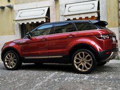 Land Rover Range Rover Evoque photo 95907