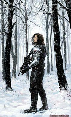 ♡♡♡ Winter Soldier Bucky Barnes