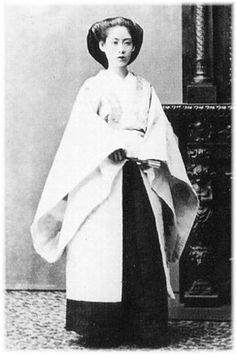 佐賀藩宏子姫細川侯爵夫人