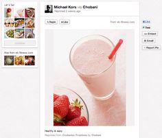 Article - Nine celebrities to follow on Pinterest