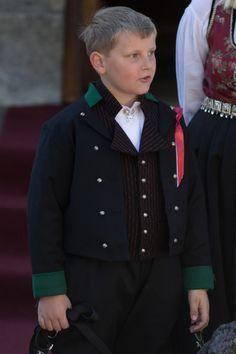Sverre Magnus de Norvège, 10 ans, né en 2005