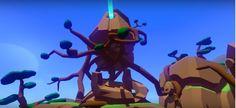 Windlands es una futura joya del Rift, y digo futura por que el gran público no lo ha conocido todavía, pero acaba de salir en Steam