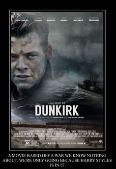 I knew about Dunkirk back in high school. Read up on your history.