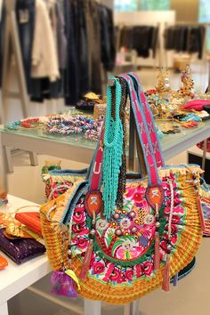 Showroom: Accessories by Private Suite Charity Ethno Bag! See more accessories by Private Suite for autumn/winter 2014/15 on www.miss-annie.de #blogger #fashion #jewelry #bags