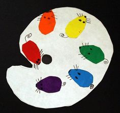mousepaint ....use with the book of the same name
