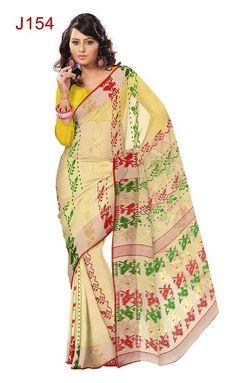 85c690c804 Buy Silk Cotton Sarees Online | Soft & Pure Bengal Silk Cotton Sico Saree