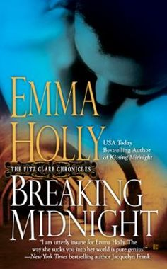 Breaking Midnight by Emma Holly, Click to Start Reading eBook, Edmund is an elder among the upyr, a shape-changing race of immortals. Kidnapped by rivals, he's now