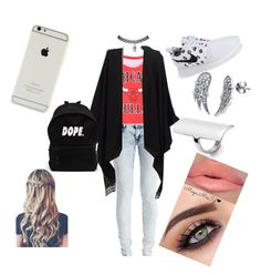 """going out"" by kimberly-benito on Polyvore"