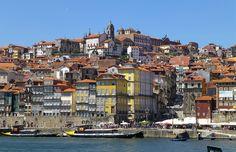 Porto : lune des villes les plus chaudes et gays du Portugal