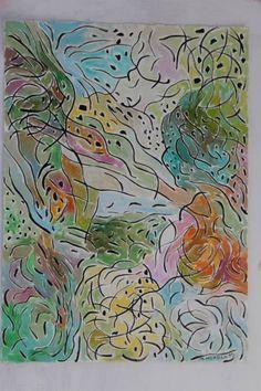 """Saatchi Art Artist Mario Merola; Painting, """"Tourbillon"""" #art"""