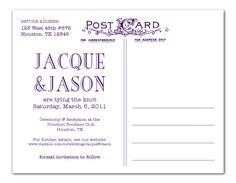 Consider a postcard for your Save the Dates - you could put a picture of the winery or a picture of you two on the front.  Cheaper postage and no envelopes needed!