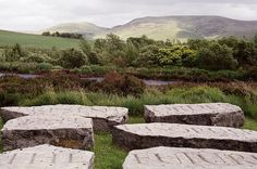 ian hamilton finlay / little sparta / on TTL Design