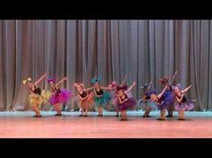 Танец Кукол 27 03 2015 - YouTube