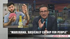 Marijuana, Catnip for People - Excerpt from HBO's Last Week Tonight with John Oliver. © 2017 HBO All rights reserved. www.BlackWitchMedia.com
