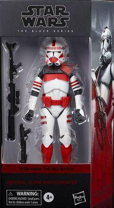 Star Wars Action Figures, Custom Action Figures, Star Wars Toys, Star Wars Collection, Black Series, Batman, Superhero, Stars, Fictional Characters