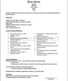 Entry Level LPN Resume Sample | Nursing