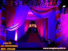 Every event is different. Why should you, then, be stuck with a recycled theme or concept? All our events are original in style, and contain the essential ingredients of flair, innovation and creativity. http://www.mangalampvtltd.in/about.php