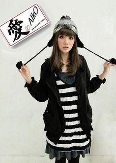 Japonesa Juvenil, Moda Japonesa, Moda Asiática, Mi Moda, Japonesa Japanese, Estilo Japones, Ropa Diseños, Japonesa Buscar, Pienso