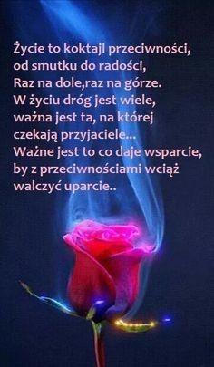 Polish Language, Thank You Letter, Beautiful Mind, Itachi, Motto, Good To Know, Texts, Pray, Birthday Cards
