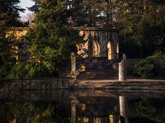 Denkmal im Wittringer Wald