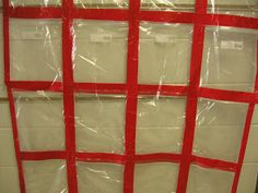 Thinking Outside the School Box: Save your hallway displays with a ZiPLoC Quilt