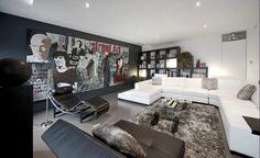 Décoration d'intérieur très design et moderne - vente appartement Lyon 6ème arrondissement (69006) - Cimm Immobilier Albigny sur Saone