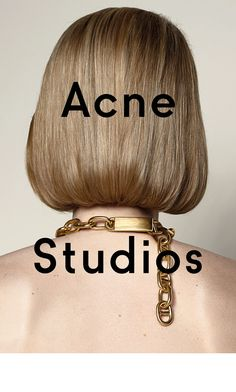 Acne Studios Eliana Necklace