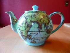 Around the world in a teapot