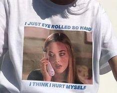000f501177 90S Grunge Tee Movie Tees, Graphic Sweatshirt, T Shirt, 90s Grunge, White