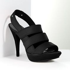 I found this great sale: Simply Vera Vera Wang Dress Sandals - Women at Kohls in Washington via @Michele Aschenbrenner