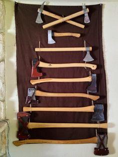 Vintage Gransfors Bruks double bit felling axe. FULL RESTORATION-SR
