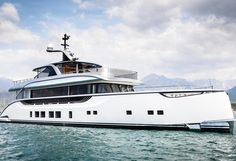 Dynamiq Yachts, the company originated in Monaco in 2011, has launched its first superyacht, 39m Jetsetter at Marina di Carrara in Italy.