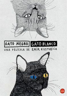 Gato negro, gato blanco (Kusturica)