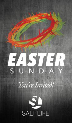 Salt Life Easter Invite Card