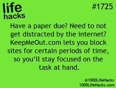 1000 life hacks is here to help you with the simple problems in life. Posting Life hacks daily to help you get through life slightly easier than the rest! Life Hacks Diy, 1000 Life Hacks, Life Hacks For School, Simple Life Hacks, Useful Life Hacks, Life Tips, School Tips, School Stuff, School Essay