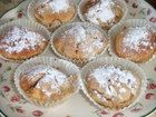 Muffins poma i canyella