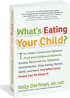 An Exceptional book... provides  nutritional answers on what your child's diagnosis (autism, ADHD, Bipolar, Anxiety, etc.) may really be (zinc deficiency, gluten intolerance, EFA deficiency)...such GREAT info!