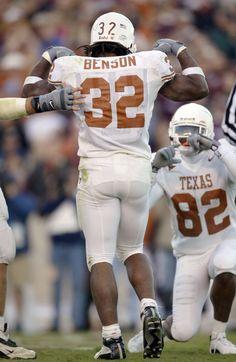 College Football: The All-Time 50 Greatest Texas Longhorns Texas Longhorns Football, University Of Texas Football, College Football Players, Football Is Life, Notre Dame Football, Football Program, Alabama Football, State University, Oklahoma Sooners