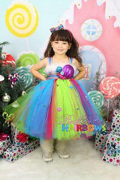 Christmas Candyland Dress