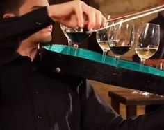 Watch Orchestra Play Wine Glasses as Instruments (They're Really Good)