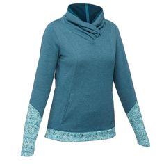 Sweter turystyczny NH500 damski QUECHUA 5e3e7ebcd4