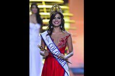 Señorita Valle es la nueva Señorita Colombia.  Carmen Lucía Aldana Roldán.