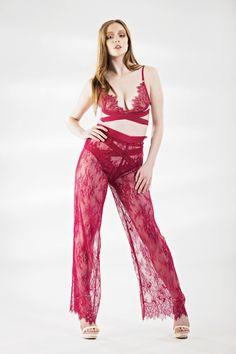 Design by Betsan Evans, Contour Fashion BA (Hons)