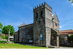 Monasterio de Sao Pedro de Cete | Turismo en Portugal