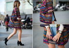 Lio De Faldas Coat, Deichmann Shoes, Lio De Faldas Clutch, Tous Jewels, Watx And Colors Watch, Gigi Barcelona Sunglasses