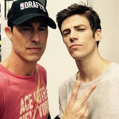 grantgustDeuces for season 2. @cavanaghtom