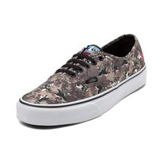 Fit the bill with these new Nintendo and Vans Authentic Duck Hunt Skate  Shoes. Available 5d3030090
