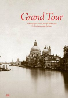 """From about the beginning of 1700, rich families in England Germany and France, used to send their sons to a tour in Italy which normally was visiting Venice, Florence, Rome and the area around, Naples with Pompei and Ercolano, and sometime going as further down as Sicily. These was called the """"Grand Tour"""" in England, the """"Voyage d'Italie"""" in France and the """"Italienische Reise"""" in Germany. Non only young students, but also experienced artists, painters, writers, sculptors, decided to take a tour over Italy, given the many artistic beauties that this country built over many centuries of history."""