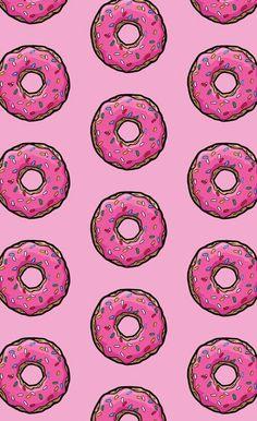 Wallpaper donut